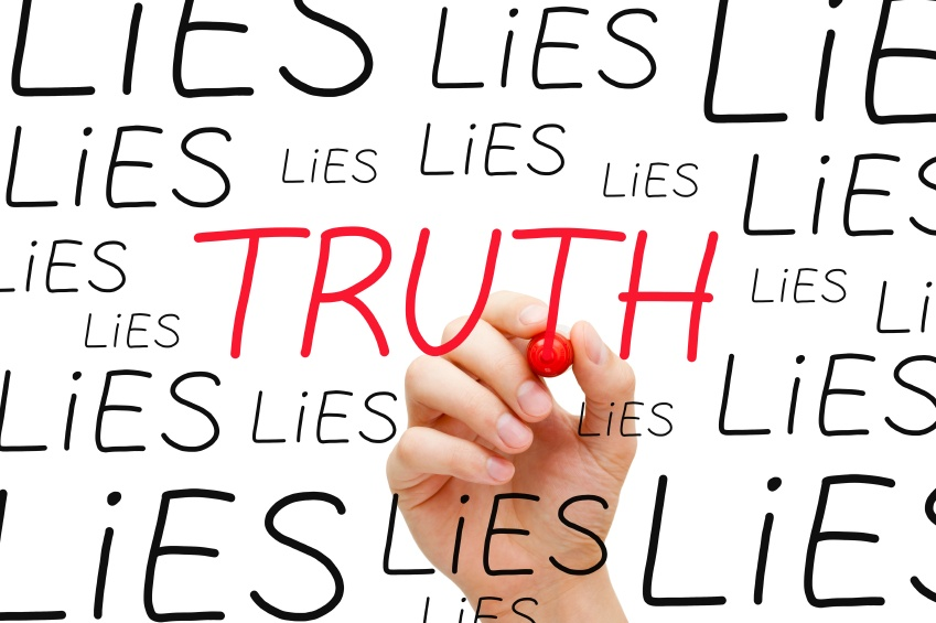 the one thing six lies
