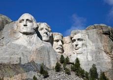 presidents heads