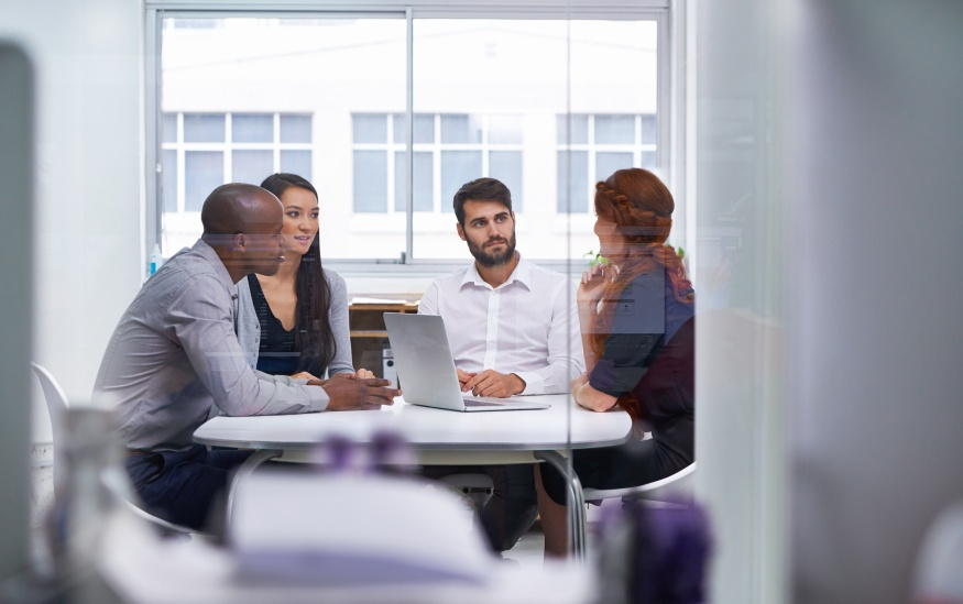 A look behind corporate doors