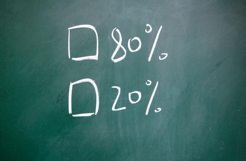 Majority and minority  choice