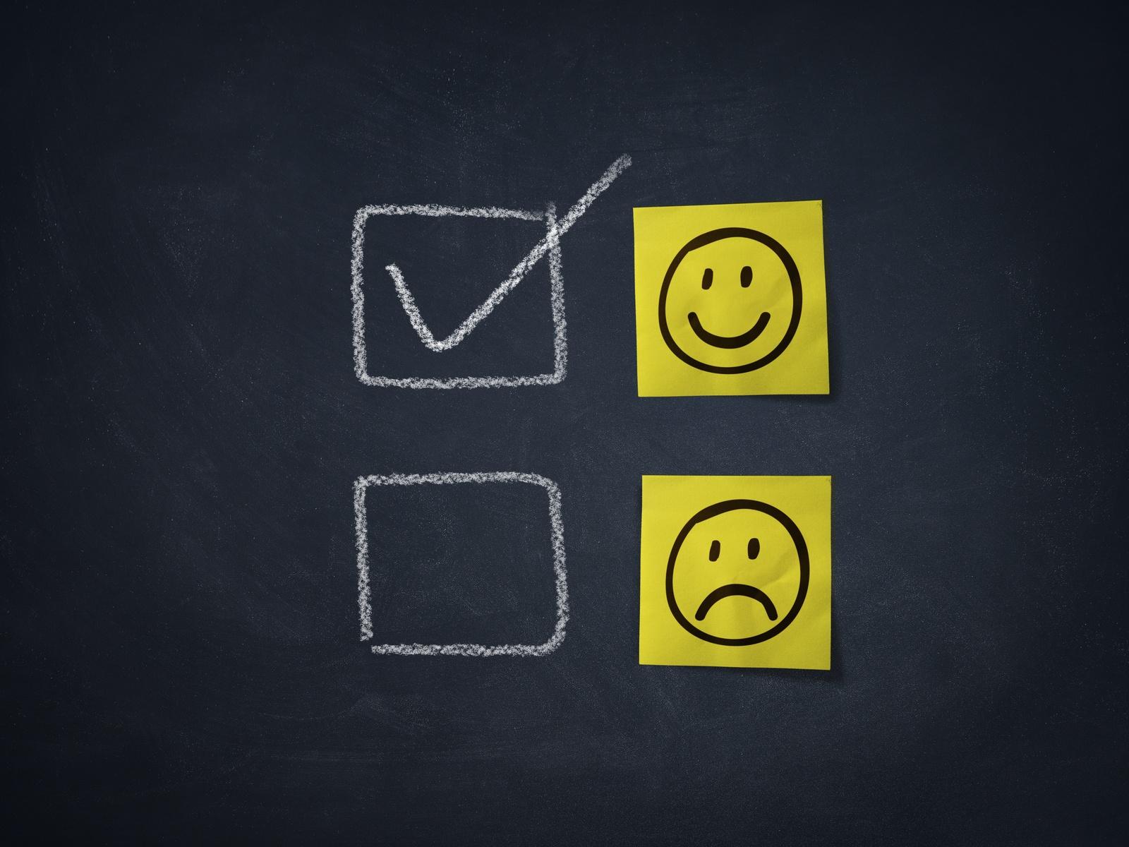 Positive Feedback Simile face icon